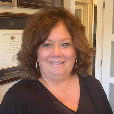 Kathy Zedrick - Paralegal